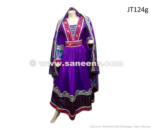 afghan fashion long gown