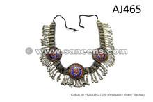 Buy Bellydance Beautiful Belt Online Tribal Fusion Hip Wrap Gypsy Art Waist Belt