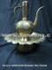 afghan chilamchi, handmade tribal water pot