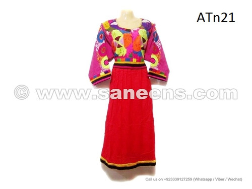 afghani dress, afghan clothing