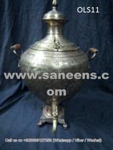ancient afghan antique samovar