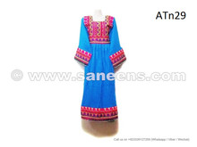 afghan tribal dress
