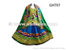 afghan tribal dress