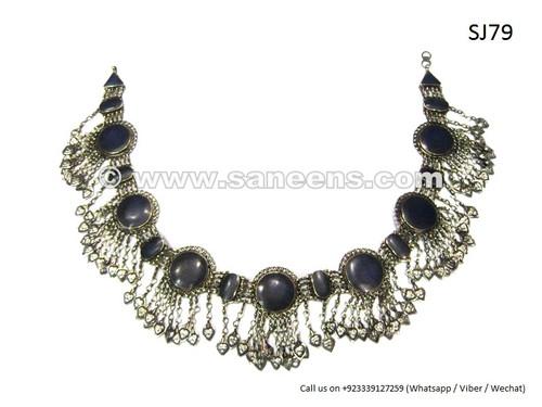 afghan jewelry belt