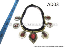 afghan kuchi necklace