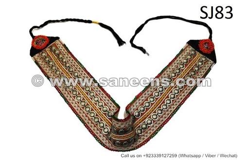 afghan kuchi belts wholesale online, Gypsy Coin Belts