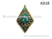 kuchi jewelry pendant