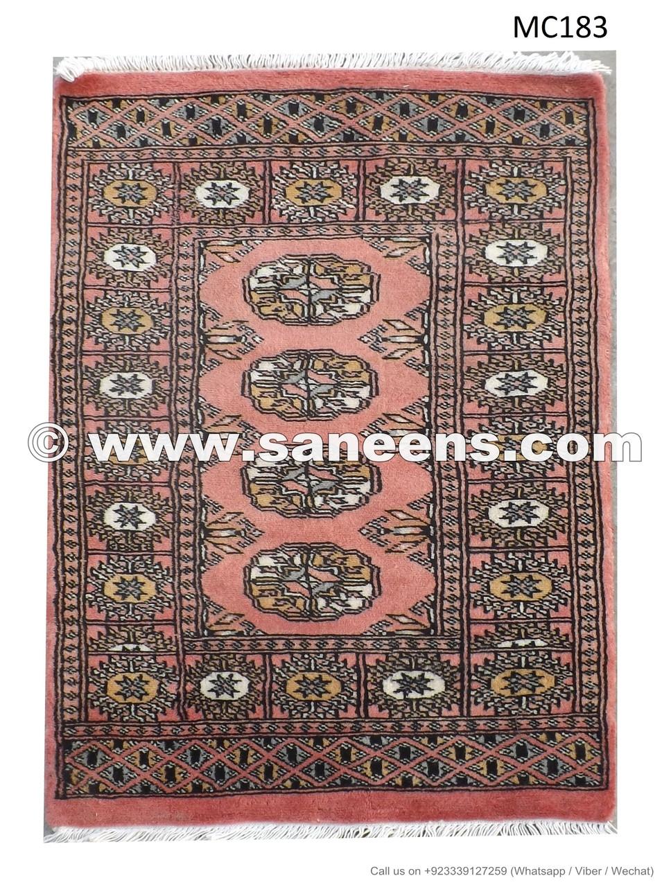 Bokhara Rug Pakistan Made New Rugs Uzbekistan Design