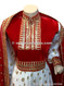 handmade tribal clothes with beautiful embroidery