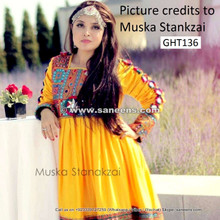 wholesale afghan muslim pashtun persian wedding clothes dresses frocks
