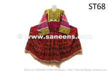 Buy New Design Afghani Dress Wholesale Kuchi Vintage Clothes