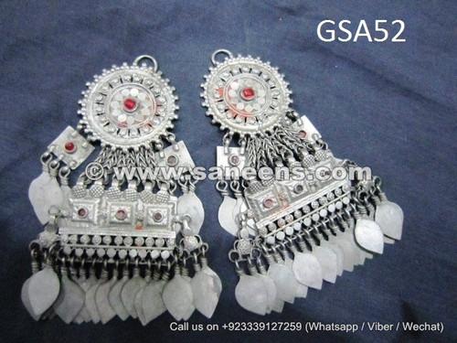 pure sterling silver earrings