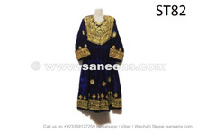 Buy New Design Kuchi Tribal Dress With Hand Embroidery Work