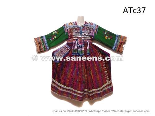 afghan kuchi coins frocks dresses online