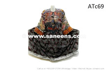 kuchi afghan coins dress