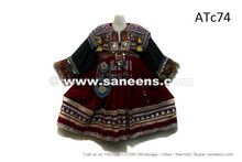 afghan coins dress
