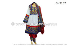 Traditional Afghan Fashion Long Gown Dresses Wholesale