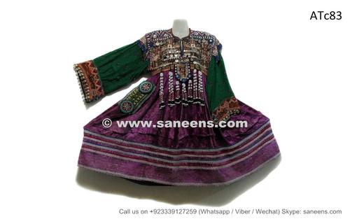 afghan kuchi coins frocks dresses