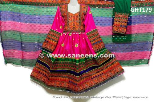 afghan nikahn dress