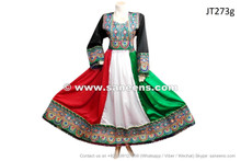 Kuwait flag dress