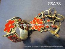 tribal nomad handmade hand jewellery