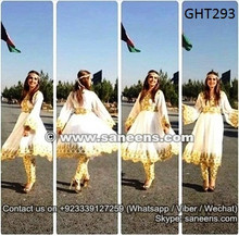 muslimah fashion, afghani dress