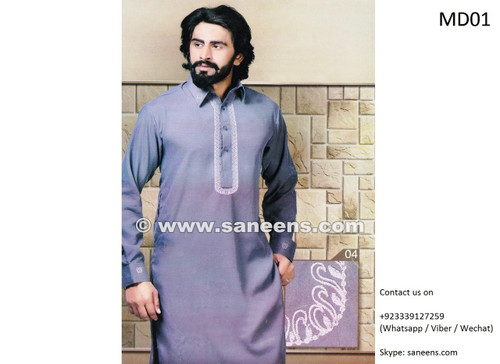 afghan man dress