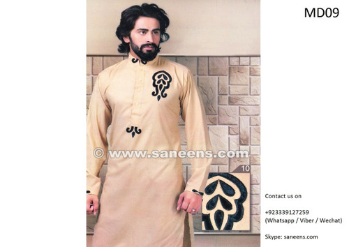 afghan clothes, muslim male dress