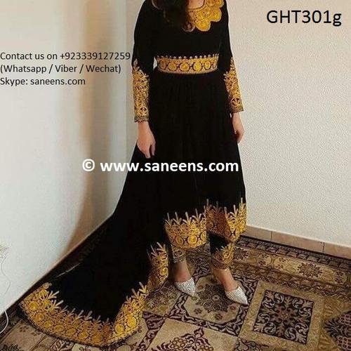afghani dress, afghan clothes, muslimah fashion