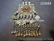 afghan vintage jewelry pendant