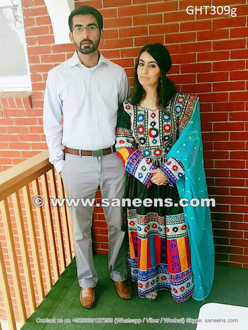 afghan clothes, afghan fashion