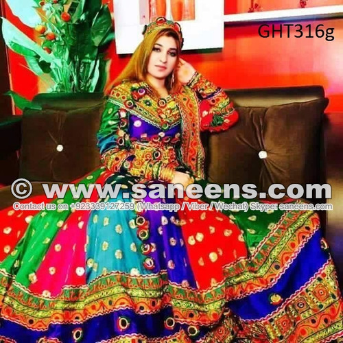 afghan clothes, afghani dress, muslim wedding dresses