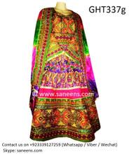 afghan clothing, afghani dress, muslimah fashion