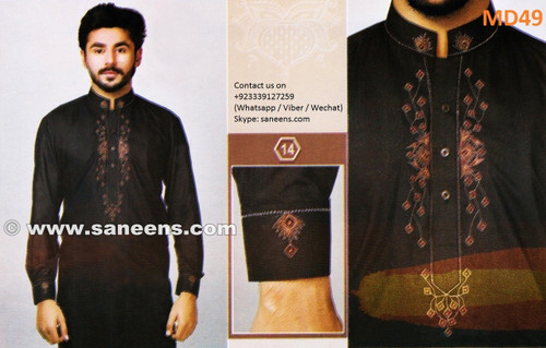 mens designer suit, afghan clothes