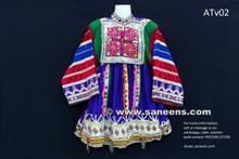 afghan clothes, kuchi ethnic dresses