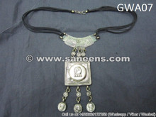 afghan kuchi handmade necklace