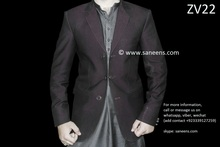 pathan coat, afghan fashion