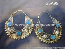 tribal nomad handmade earrings