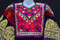 afghani dress with handmade embroidery