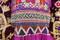 kuchi fashion vintage dress with beads work