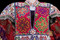 afghani dress with beautiful needlework embroidery