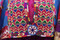 afghan embroidery tapestry, kuchi beads work frock