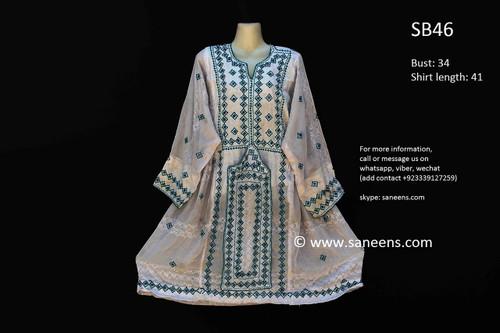 balochi dress