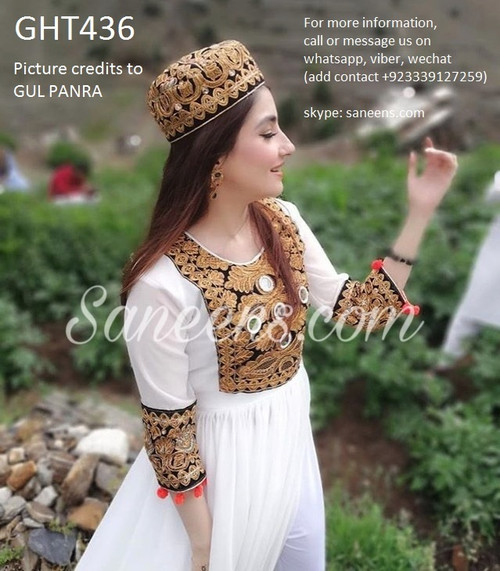 afghan clothes, afghani dress new style, gul panra dress