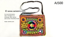 afghan bag, kuchi clutch purse