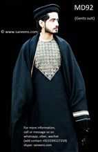 afghan men clothes