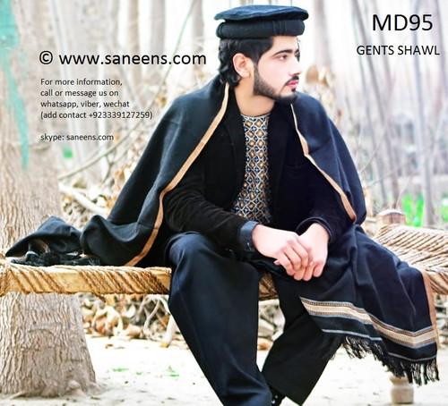 pakistan fashion, swat shawl, afghan gents shawl