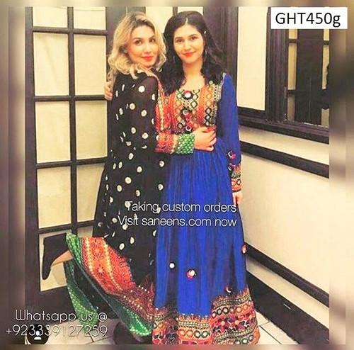 afghan clothes, pashtun singer dress, muslim wedding dresses