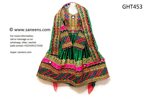 afghan clothes, afghani dress new style