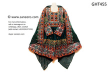 afghan clothes, mirrors work pashtun bridal frock